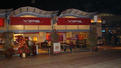 VIPS en Barcelona