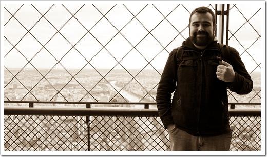 zmx80 en la Torre Eiffel