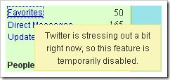 Twitter is stressing out