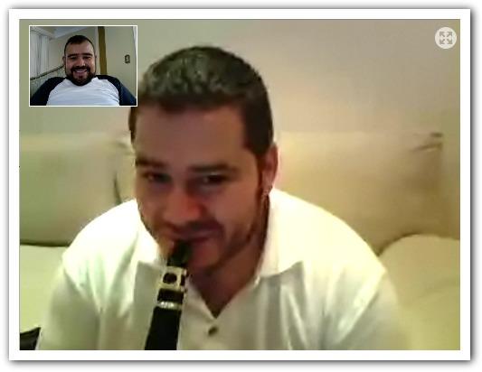 Luis y el clarinete